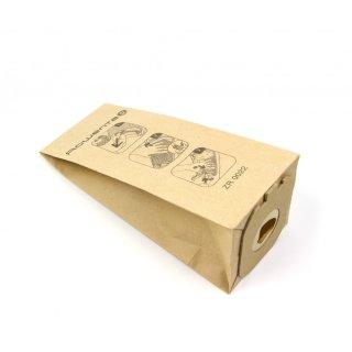 Soteco 5 Staubsaugerbeutel passend für Rowenta Bully Kärcher 6.904-409.0