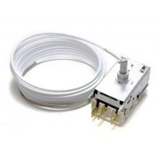 daniplus© Thermostat wie Ranco K59-L1119, K59L1119, Zanussi 50116858007 für 3-Sterne-Kühlschrank