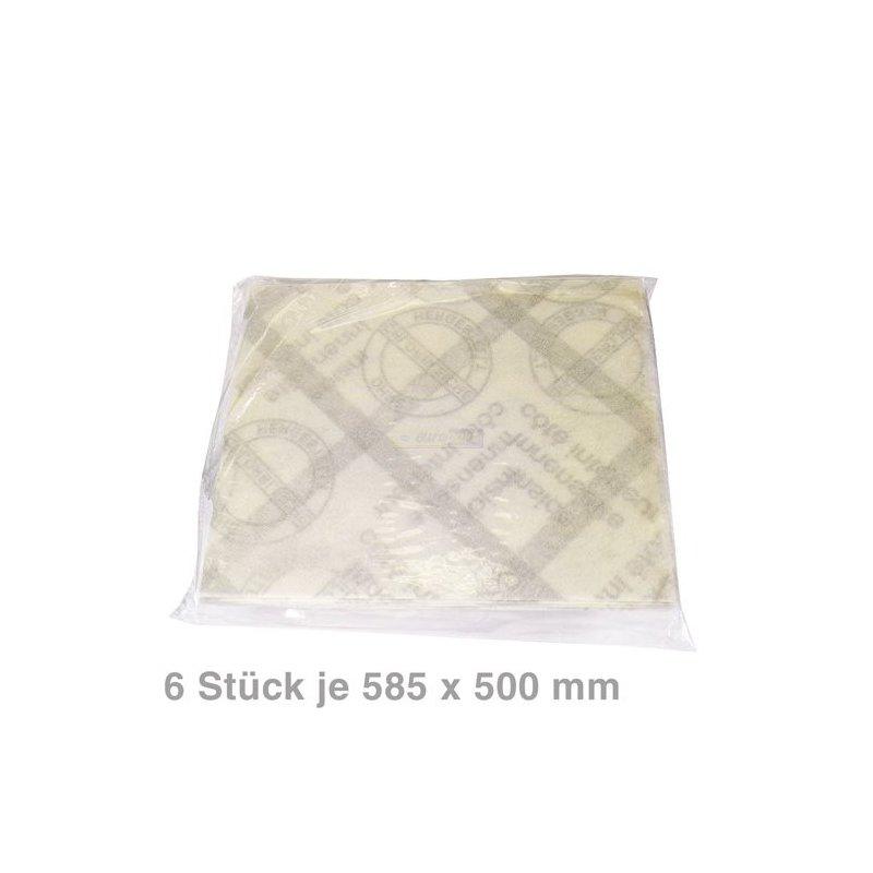 bosch siemens neff constructa 6x fettfilter vlies filter f r dunstabzugshaube nr dez68ff. Black Bedroom Furniture Sets. Home Design Ideas