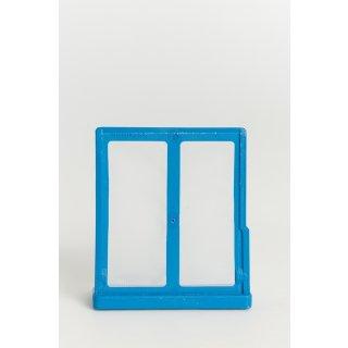 1-3,5mm x 9mm wei/ß//05559-00100 T/ürdichtung PVC je 6 Meter 2 x tesamoll/® Fenster