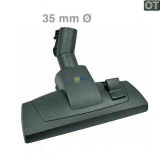 Bosch Siemens Bodendüse, Düse umschaltbar für Staubsauger BSA, BSD, BSG, VS04, VS53, VS54, VS55 - Nr. 462503, ersetzt 461657
