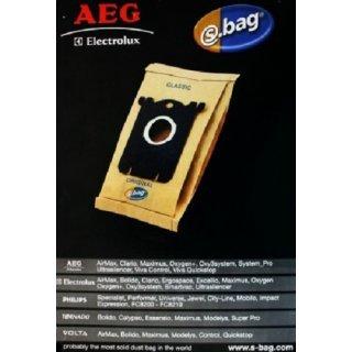 AEG Electrolux 5 Staubsaugerbeutel s.bag classic GR. 200 für System Pro ua.