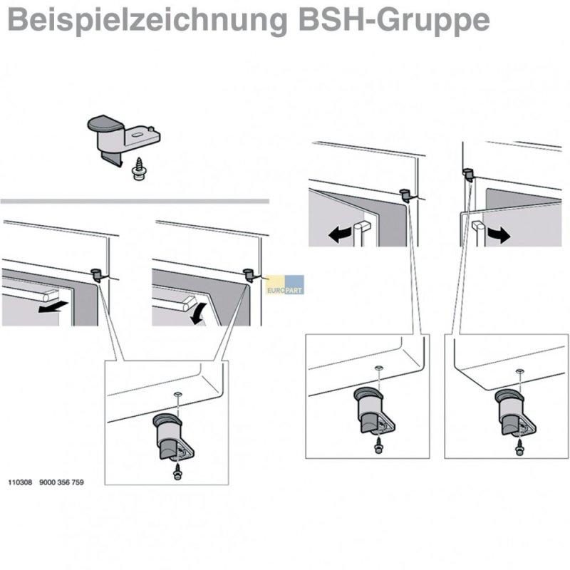bosch siemens balay constructa neff kindersicherung f r die backofent r t rsicherung nr. Black Bedroom Furniture Sets. Home Design Ideas