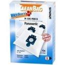 Cleanbag Staubsaugerbeutel M105PAN8  für Panasonic