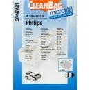 CleanBag Staubsaugerbeutel M184PHI8 für Philips