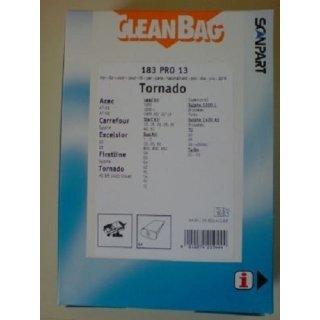 CleanBag Staubsaugerbeutel 183PRO13 für Tornado Acer