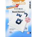 CleanBag Staubsaugerbeutel M173SIE23 für Bosch /...