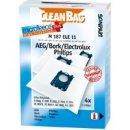 CleanBag Staubsaugerbeutel M187ELE11 für Electrolux...