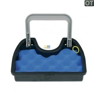 daniplus© Filter für Staubsauger, Schaumfilter + Mikrofilter Kassette passend für Samsung DJ97-01041C
