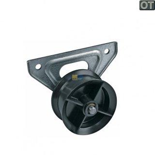 Indesit, Ariston, Hotpoint Riemenspanner, Spannrolle mit Halter für Trockner - Nr.: C00113879