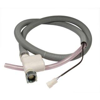 daniplus Zulaufschlauch, Aquastop Schlauch passend für Smeg 758972367, Ariston Indesit C00037207
