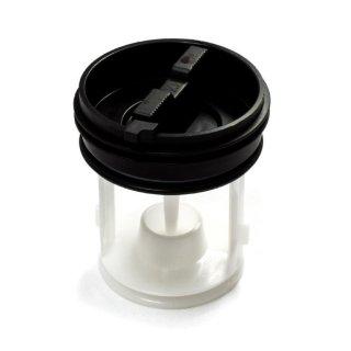 daniplus© Flusensieb, Sieb passend für Waschmaschine Indesit, Hotpoint, Creda Nr.: C00045027