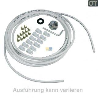daniplus Zulaufschlauch passend für Samsung Side-by-Side-Kühlschränke - Nr.: DA97-01469Z  -AUSLAUF-