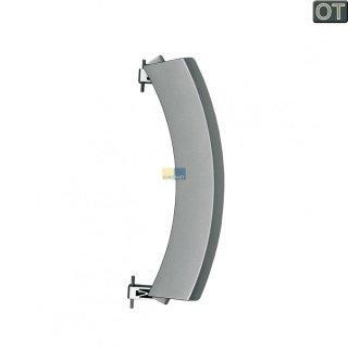 Bosch Siemens Türgriff, Griff silber matt für Waschmaschine - Nr.: 648581
