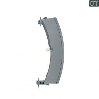 Bosch Siemens Türgriff, Griff silber für Waschmaschine - Nr.: 648581, ersetzt 751783