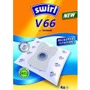 Swirl Staubsaugerbeutel V66 / V 66 MicroPor passend...