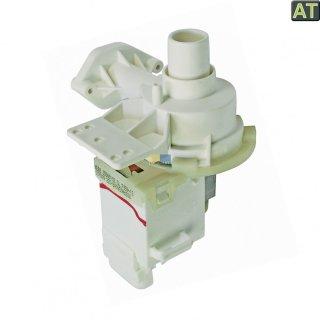 Ablaufpumpe, Laugenpumpe, Pumpe passend für Geschirrspüler, Spülmaschine Bosch Siemens 095684, AEG 899646402108, Quelle 00848648