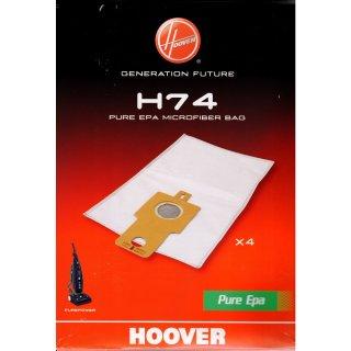 Hoover Staubsaugerbeutel H74 Pure EPA Microfiber - Nr. 35601661, H 74