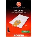 Hoover Staubsaugerbeutel H74 Pure EPA Microfiber - Nr....