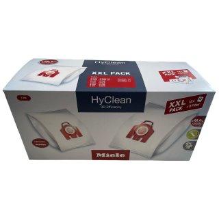 Miele 16 Staubbeutel, Staubsaugerbeutel FJM HyClean 3D Maxipack, 8 Filter - Nr.: 9922740