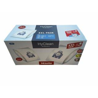 Miele 16 Staubbeutel, Staubsaugerbeutel GN HyClean 3D Maxipack, 8 Filter - Nr.: 9922750