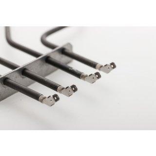 daniplus© Heizelement, Heizung Oberhitze 2800 Watt, 230 Volt passend für Bosch Siemens Constructa 471369