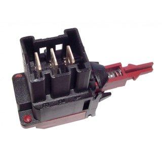 daniplus© Taster, Schalter passend für AEG Electrolux,Zanussi Brandt ua. - Nr.: 1249271006