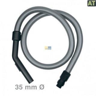 daniplus© Staubsaugerschlauch, Schlauch für Staubsauger passend Bosch Siemens 450759