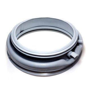 daniplus© Türmanschette, Türdichtung passend für Waschmaschine Miele, Nr. 5738064, 5738063